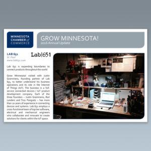 Lab651 Grow Minnesota