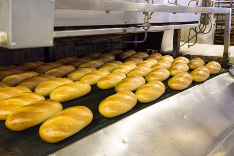 Inline baking oven - Industrial IoT