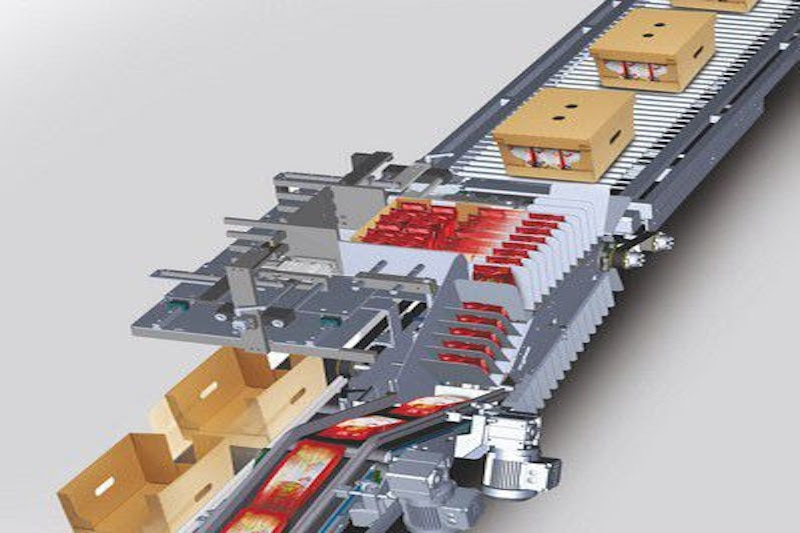 High-speed packaging line - Industrial IoT