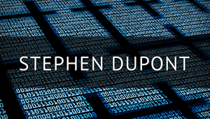 Stephen Dupont image to represent his website articles