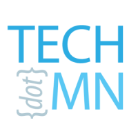 Tech{dot}MN logo