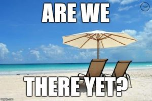 are me there yet vaca meme