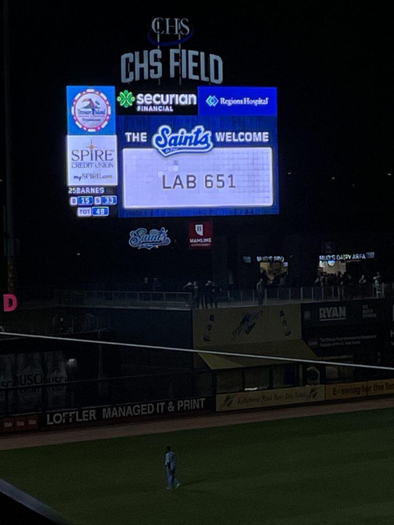 Lab651 on the big screen